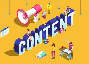 content marketing tiếp thị nội dung